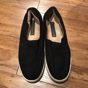 """Steven by Steve Madden black """"Hilda"""" slip on shoes"""